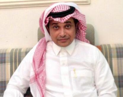 در بن زاهر الشهري احد منسوبي هيئة الاذاعة والتلفزيون  بالمجاردة