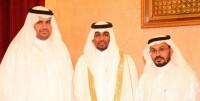 حميد الهذلي يحتفل بزفافه في مكة