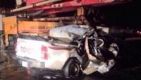 وفاة شقيقي بطل الراليات يزيد الراجحي في حادث مروري