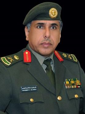 اللواء سليمان بن عبدالعزيز اليحيى