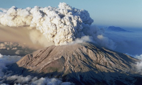 1980 Eruption of Mount St. Helens