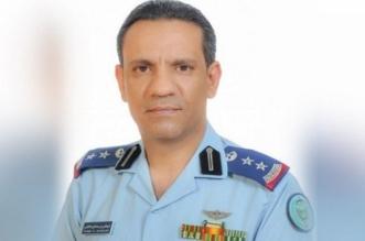 العقيد المالكي: لدينا قاعدة بيانات لمواقع تفخيخ الحوثي لطائرات من دون طيار - المواطن