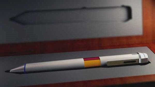 Scribble قلم يتيح لك الكتابة بأي لون تريد - المواطن