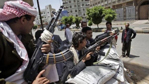 مواجهات بين الحوثيين والشرطة اليمنية
